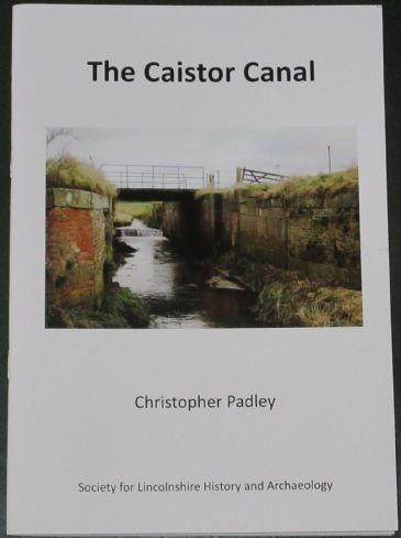 The Caistor Canal, by Christopher Padley